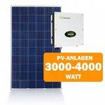 3000 Watt - 4000 Watt