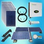 Photovoltaikanlagen zur Netzeinspeisung