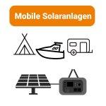 Mobile Solaranlagen