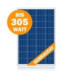 Solarmodule bis 305 Watt