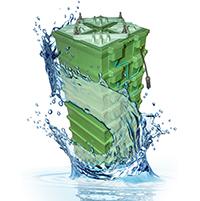 Die umweltfreundlichste und sicherste Batterie - DIE SALZWASSERBATTERIE - Die umweltfreundlichste und sicherste Batterie - DIE SALZWASSERBATTERIE