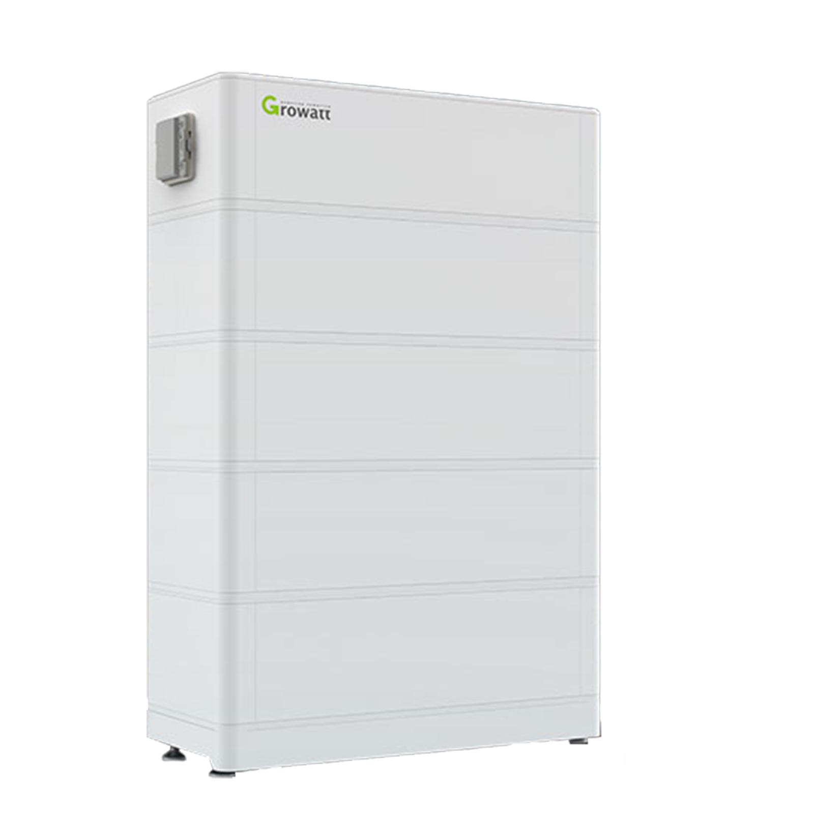 Solar-Speicher-Systeme von Growatt - Das Speichersystem von Growatt