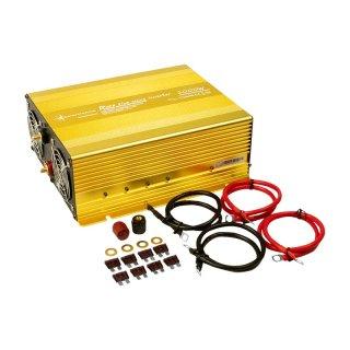 2000 Watt 12 V Spannungswandler Inverter Solartronics für Solar, Reiner Sinus