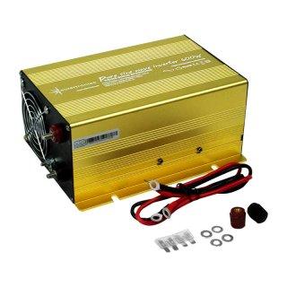 600 Watt 24 V Spannungswandler Inverter Solartronics für Solar, Reiner Sinus