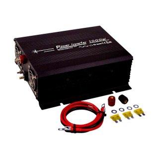 1000 Watt 24 V Spannungswandler Solartronics für Solar modifizierter Sinus