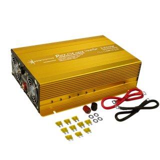 2500 Watt 24 V Spannungswandler Inverter Solartronics für Solar, Reiner Sinus