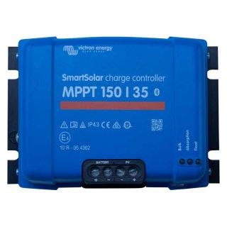 35 A MPPT Solar Laderegler mit Display 12V/24V/48V für Inselanlage Solaranlage