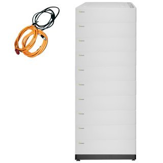 Lithium Solar Stromspeicher Growatt ARK LV Batterie System LiFePO4 2,56-25,64kWh